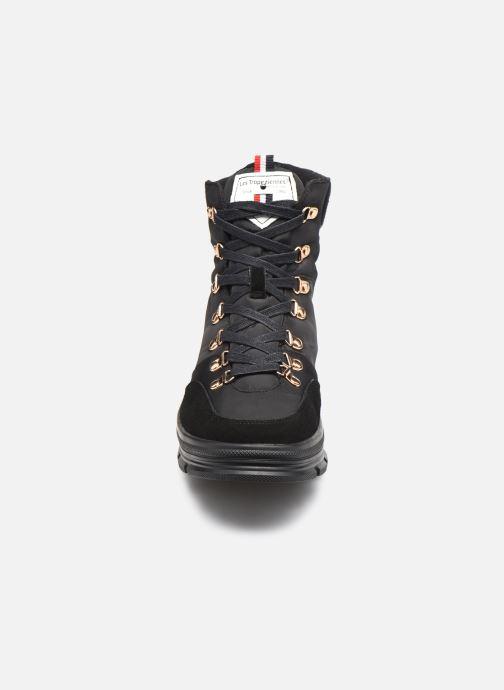 Bottines et boots Les Tropéziennes par M Belarbi CAKE Noir vue portées chaussures