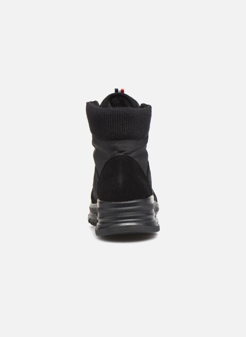 Bottines et boots Les Tropéziennes par M Belarbi CAKE Noir vue droite