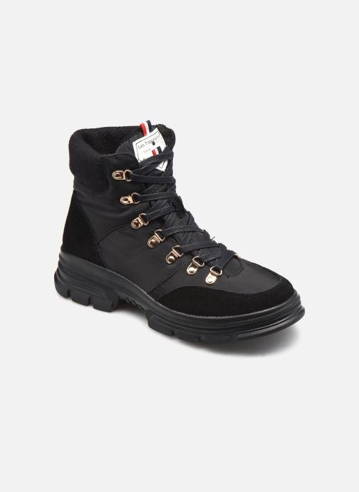 Bottines et boots Les Tropéziennes par M Belarbi CAKE Noir vue détail/paire