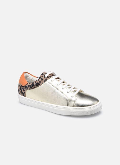 Sneakers Les Tropéziennes par M Belarbi LOUKOUM Goud en brons detail