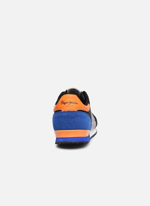 Baskets Pepe jeans Sydney Combi Boy Aw20 Noir vue droite