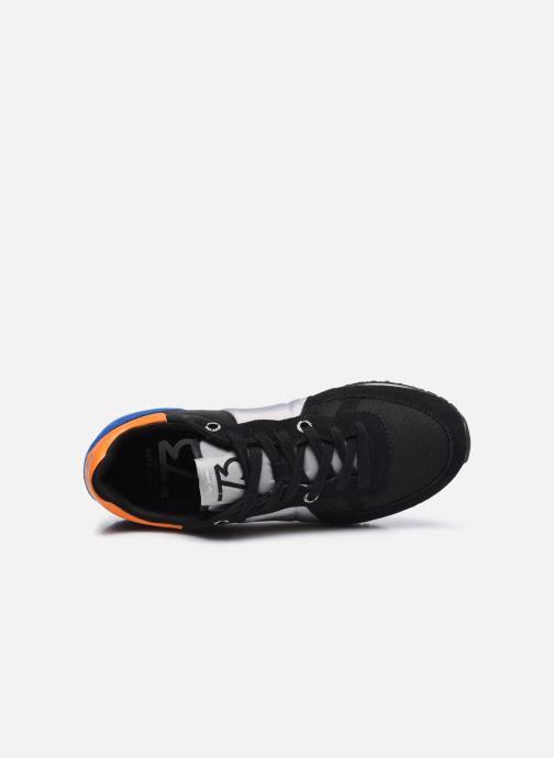 Baskets Pepe jeans Sydney Combi Boy Aw20 Noir vue gauche