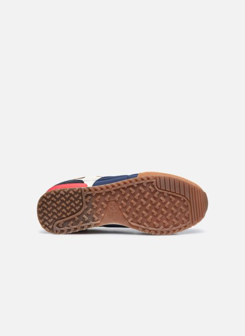 Baskets Pepe jeans Sydney Combi Boy Aw20 Marron vue haut