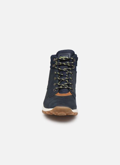 Bottines et boots Pepe jeans Arcade Boot Bleu vue portées chaussures