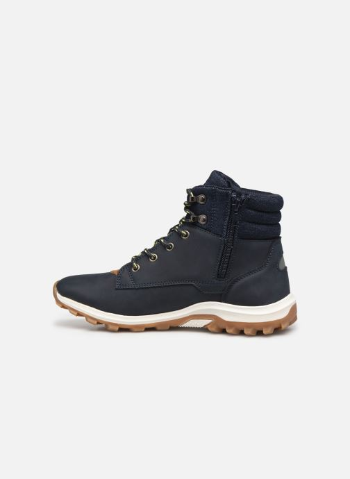 Bottines et boots Pepe jeans Arcade Boot Bleu vue face
