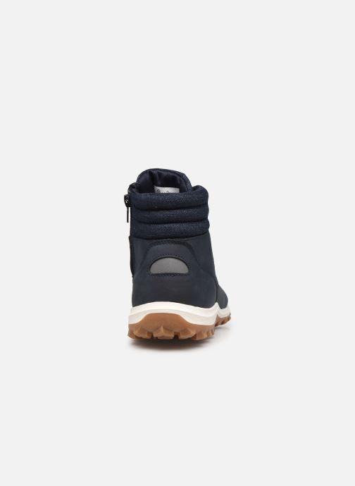 Bottines et boots Pepe jeans Arcade Boot Bleu vue droite