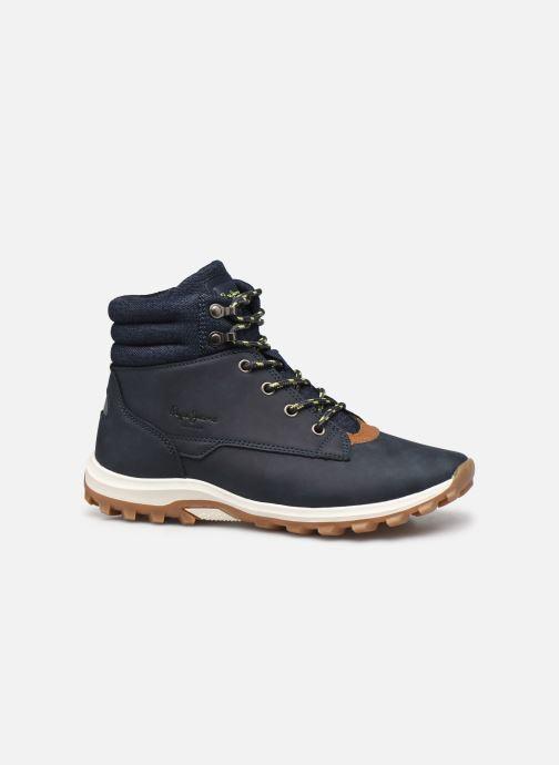 Bottines et boots Pepe jeans Arcade Boot Bleu vue derrière