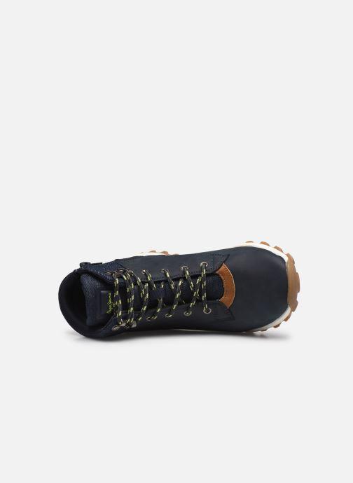Bottines et boots Pepe jeans Arcade Boot Bleu vue gauche