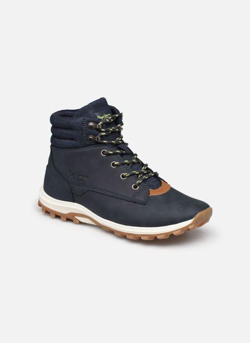Bottines et boots Pepe jeans Arcade Boot Bleu vue détail/paire