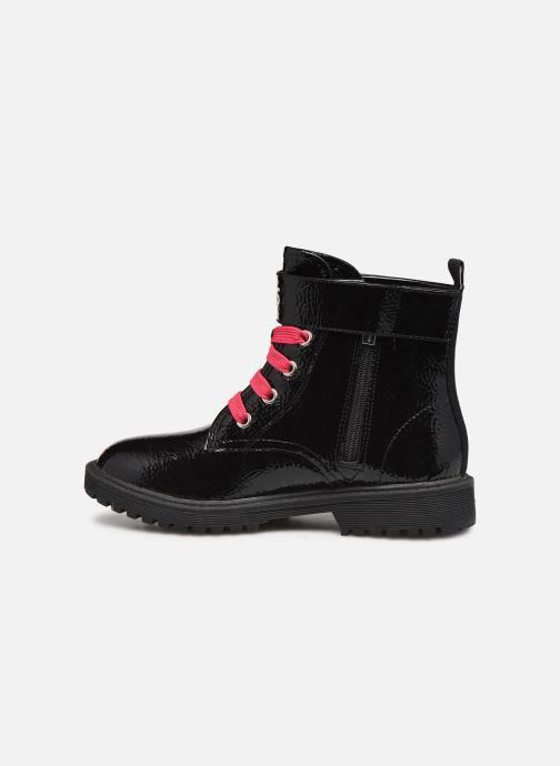 Bottines et boots Pepe jeans Hatton Velcro Noir vue face