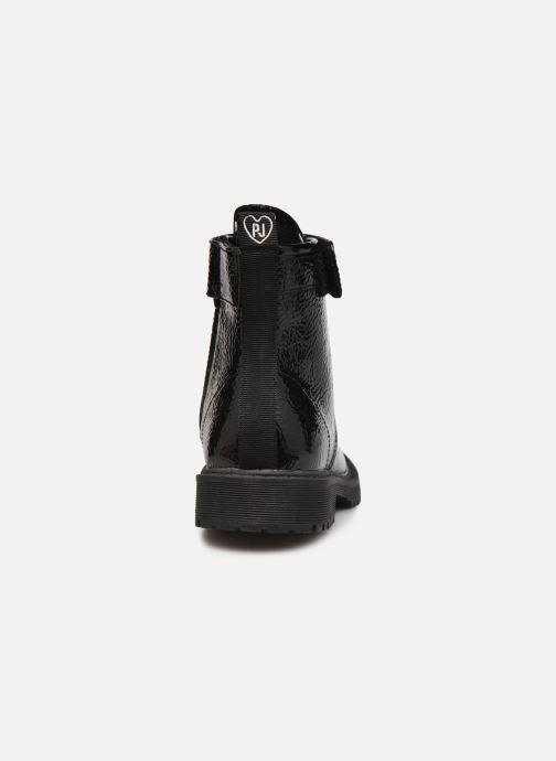 Bottines et boots Pepe jeans Hatton Velcro Noir vue droite