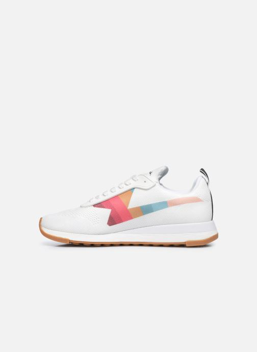 Baskets PS Paul Smith Rocket W Blanc vue face
