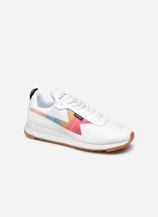 Baskets PS Paul Smith Rocket W Blanc vue détail/paire