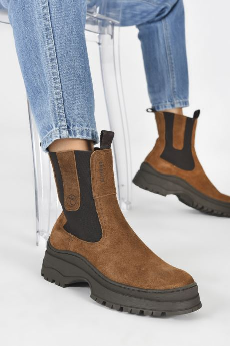 Boots en enkellaarsjes Bisgaard THYRA Bruin onder