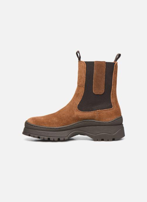 Boots en enkellaarsjes Bisgaard THYRA Bruin voorkant