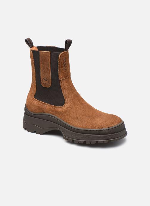 Boots en enkellaarsjes Bisgaard THYRA Bruin detail