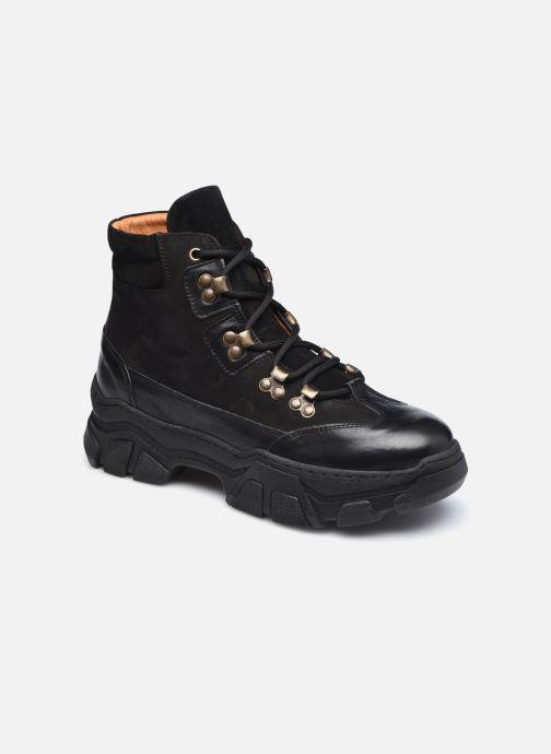 Boots en enkellaarsjes Bisgaard HELGA Zwart detail