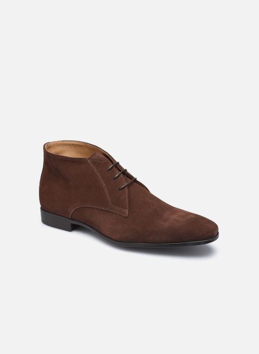 Bottines et boots Giorgio1958 46999I20 Marron vue détail/paire