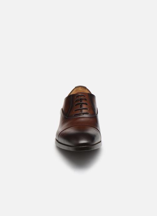 Chaussures à lacets Giorgio1958 67308I20 Marron vue portées chaussures