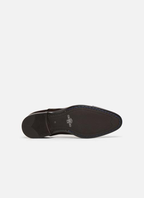 Chaussures à lacets Giorgio1958 67308I20 Marron vue haut