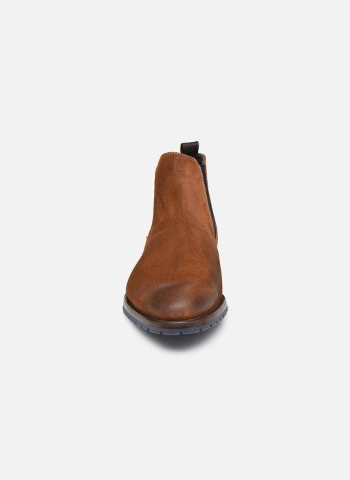 Bottines et boots Giorgio1958 30110I20 Marron vue portées chaussures