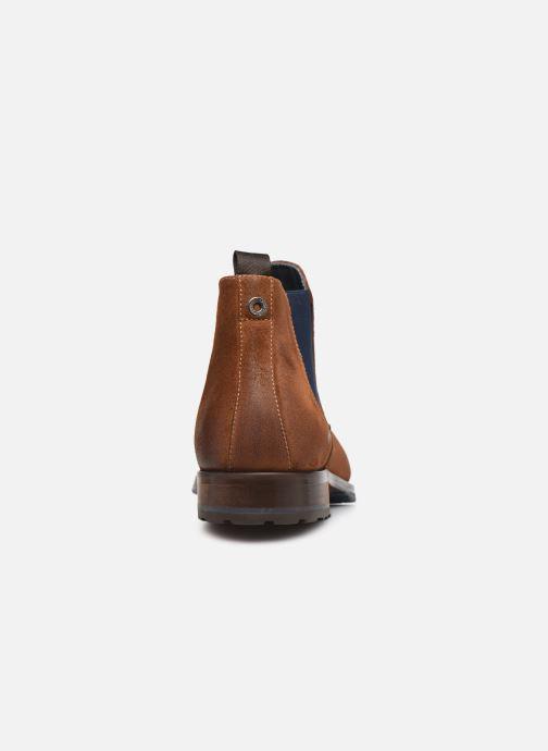 Bottines et boots Giorgio1958 30110I20 Marron vue droite