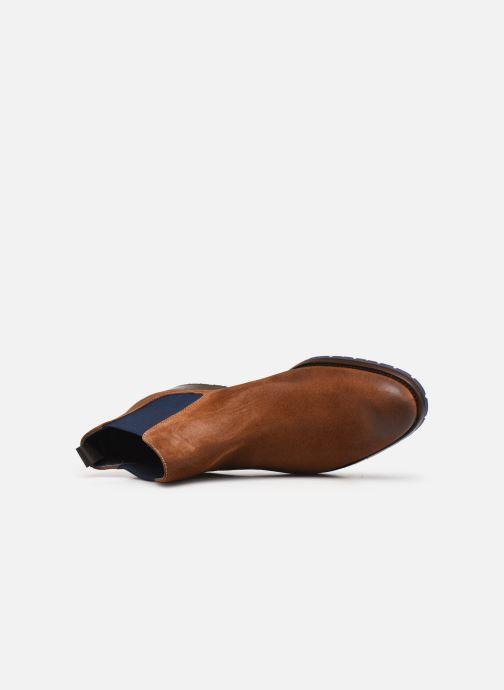Bottines et boots Giorgio1958 30110I20 Marron vue gauche