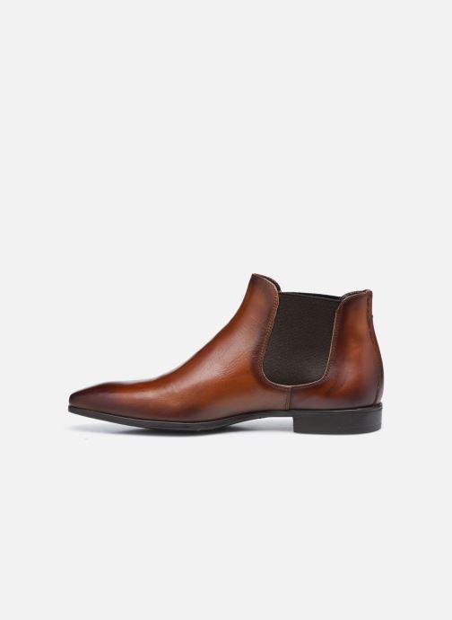 Boots en enkellaarsjes Giorgio1958 46953I20 Bruin voorkant