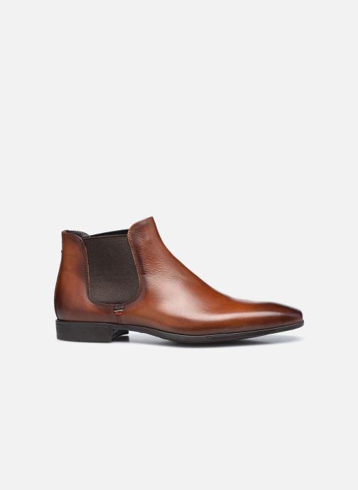 Boots en enkellaarsjes Giorgio1958 46953I20 Bruin achterkant
