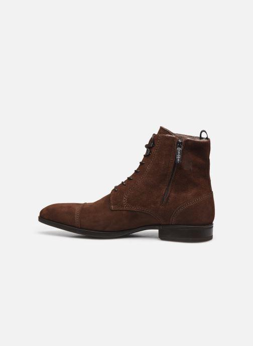 Bottines et boots Giorgio1958 67348I20 Marron vue face