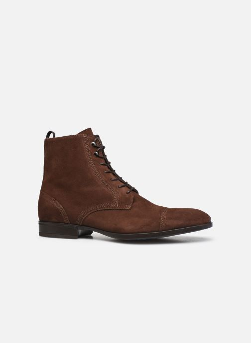 Bottines et boots Giorgio1958 67348I20 Marron vue derrière