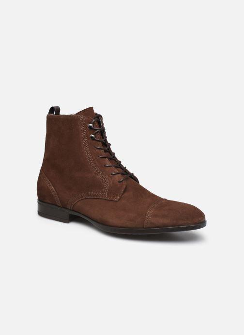 Bottines et boots Giorgio1958 67348I20 Marron vue détail/paire