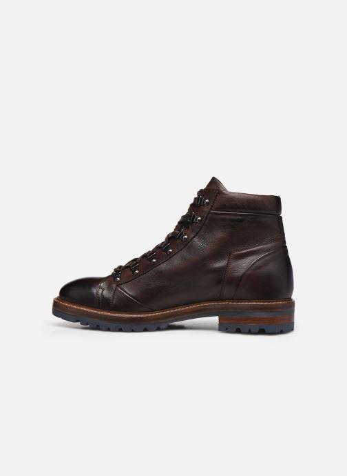 Boots en enkellaarsjes Giorgio1958 49598I20 Bruin voorkant