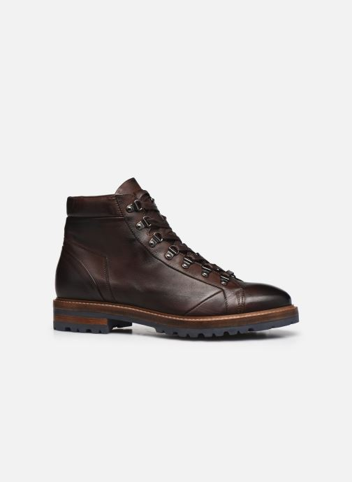 Boots en enkellaarsjes Giorgio1958 49598I20 Bruin achterkant