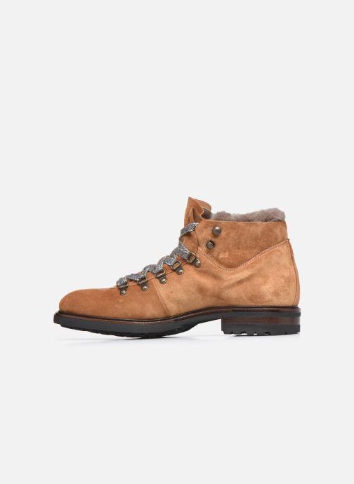 Boots en enkellaarsjes Giorgio1958 73023I20 Bruin voorkant
