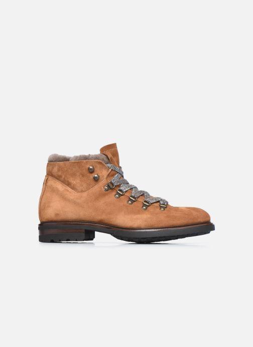 Boots en enkellaarsjes Giorgio1958 73023I20 Bruin achterkant