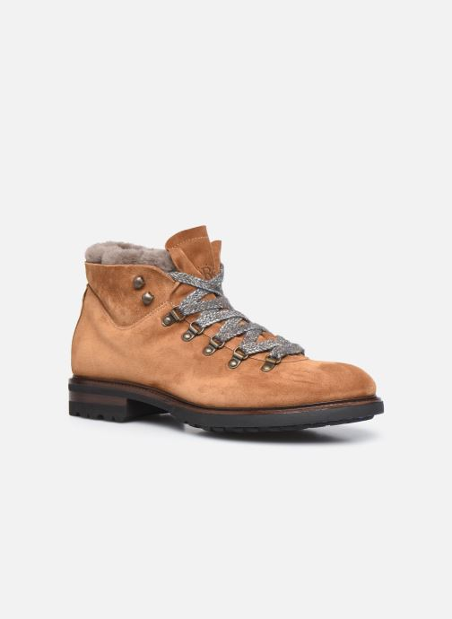 Boots en enkellaarsjes Giorgio1958 73023I20 Bruin detail