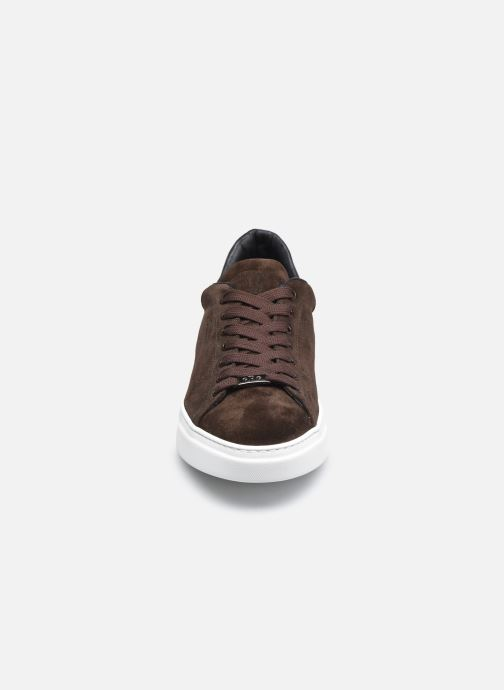 Sneakers Giorgio1958 980121I0 Nero modello indossato