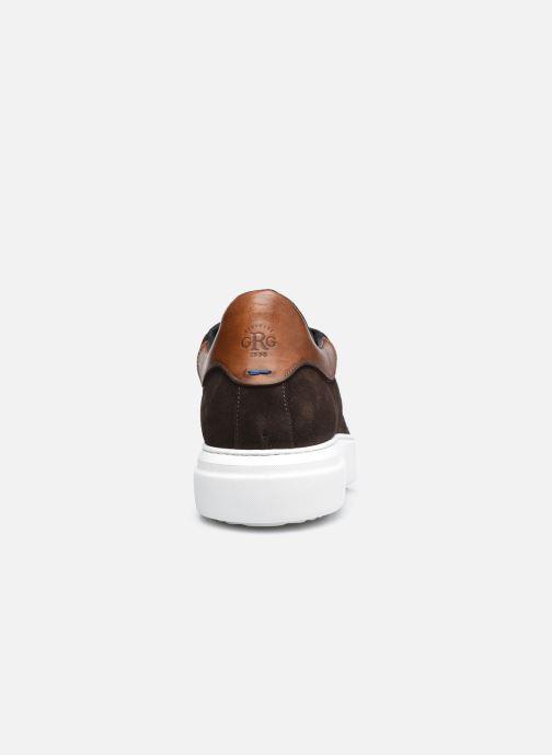 Sneakers Giorgio1958 980121I0 Nero immagine destra