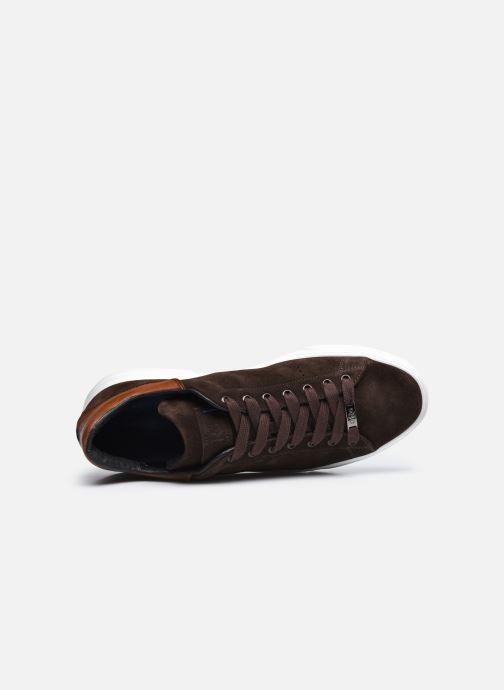 Sneakers Giorgio1958 980121I0 Nero immagine sinistra