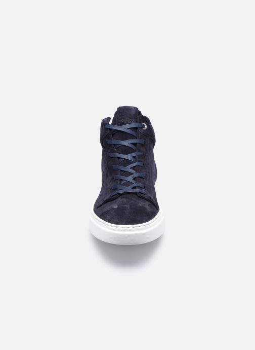 Baskets Giorgio1958 980119I0 Noir vue portées chaussures