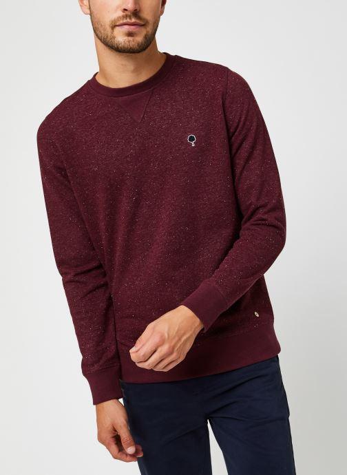 Faguo Donon Sweat Cotton (Bordeaux) - Vêtements chez Sarenza (448354) FkrbN