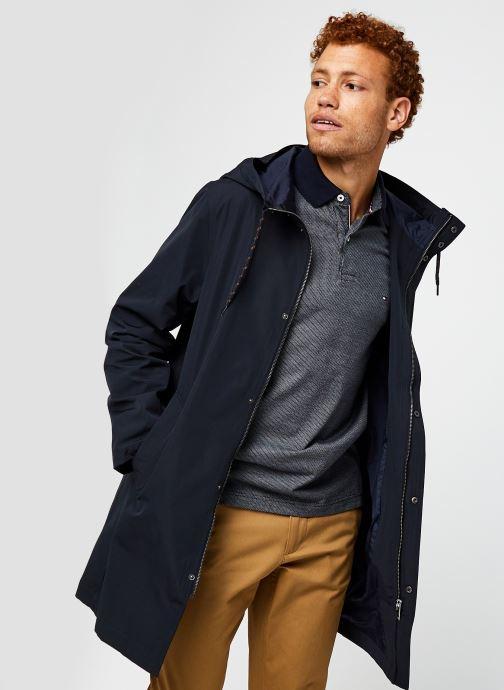 Gresigne Rain Coat Syn Wov
