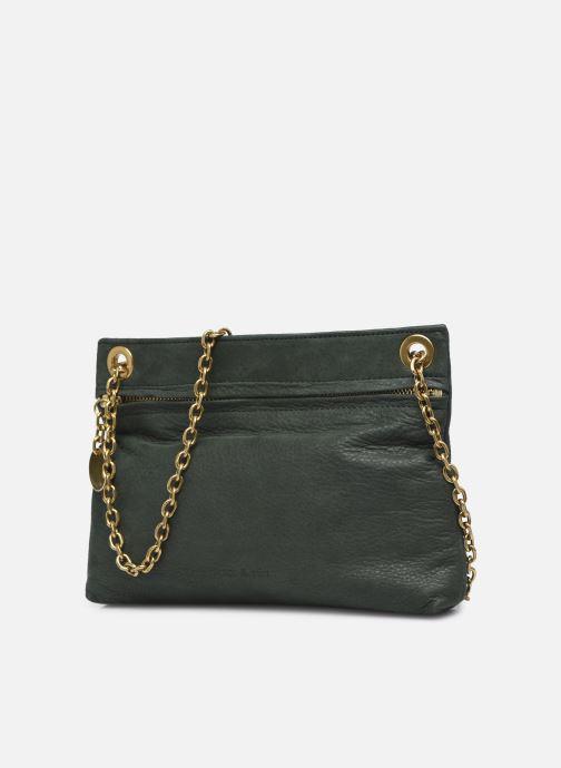Handtaschen Nat & Nin ABBY grün schuhe getragen