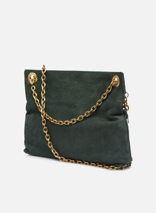 Handtaschen Nat & Nin ABBY grün ansicht von rechts