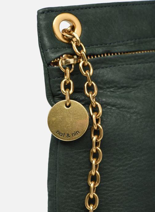 Bolsos de mano Nat & Nin ABBY Verde vista lateral izquierda