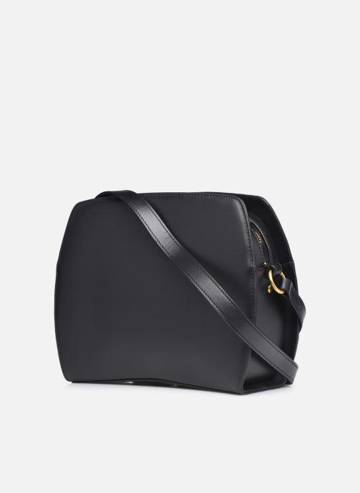 Handtaschen Nat & Nin AGATA schwarz ansicht von rechts