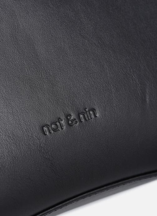 Handtaschen Nat & Nin AGATA schwarz ansicht von links