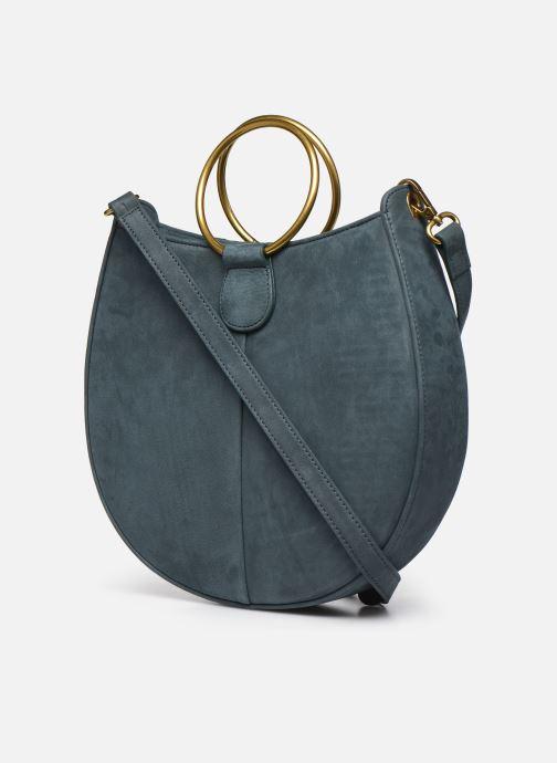 Handtaschen Nat & Nin BROOKE blau ansicht von rechts