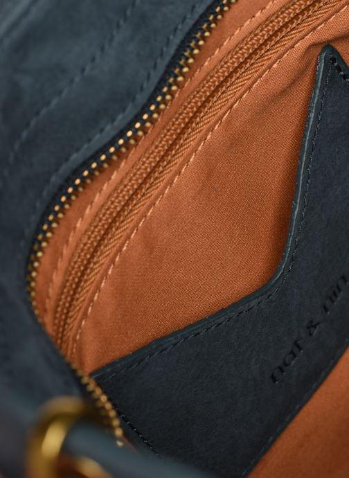 Handtaschen Nat & Nin BROOKE blau ansicht von hinten
